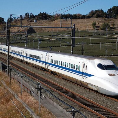 tren alta velocidad japones