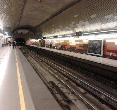Estación San Pablo