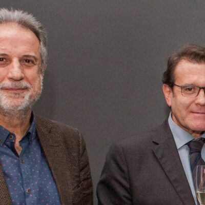 Juan Fernández y Abelardo Carrillo