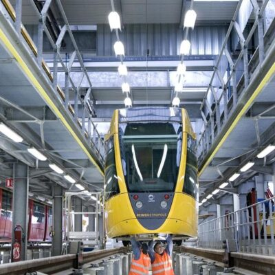 Taller Alstom