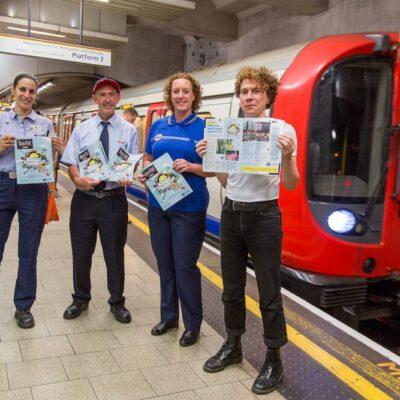 Trabajar en el Metro de Londres