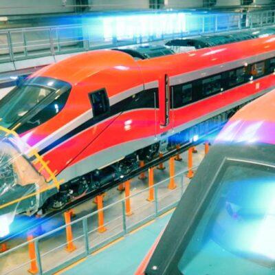 trenes ILSA RAIL ETR400 trenesonline