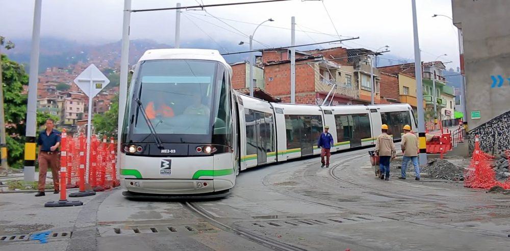 METRO DE MEDELLIN COLOMBIA trenesonline
