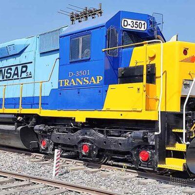 TRANSAP trenesonline
