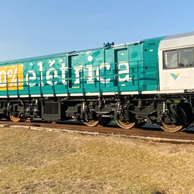 VALE EMD LOCOMOTORA ELECTRICA trenesonline