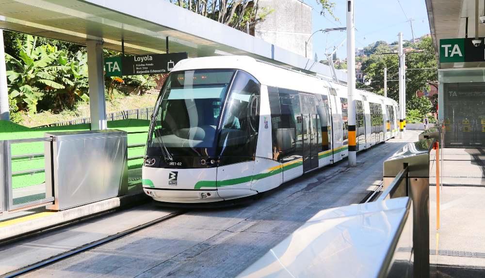 METRO DE LA 80 trenesonline