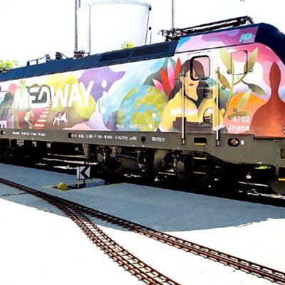 MEDWAY LOCO trenesonline