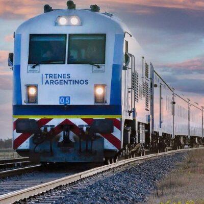TRENES ARGENTINOS trenesonline