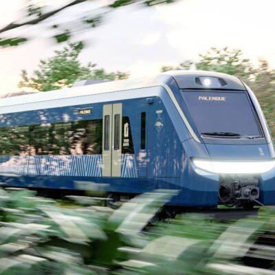 ALSTOM TREN MAYA trenesonline